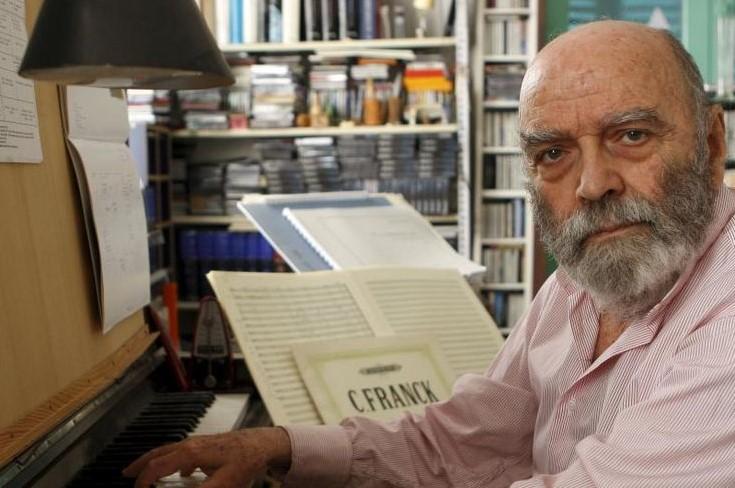 Fallece a los 91 años el compositor español Luis de Pablo