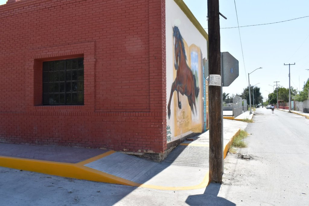 Centro Histórico avanza obras en Abasolo