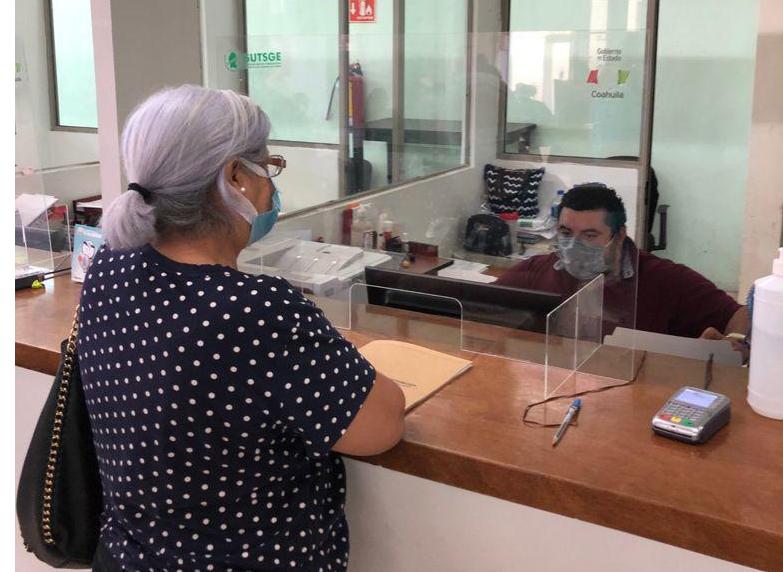 Recaudación de rentas ofrece instalaciones más seguras a la RegiónCentro