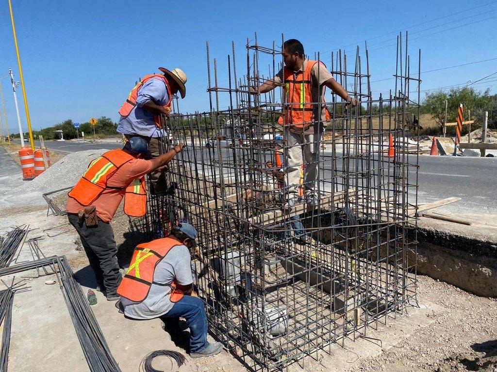 Las banquetas de la zona centro de Frontera son más seguras al transitar