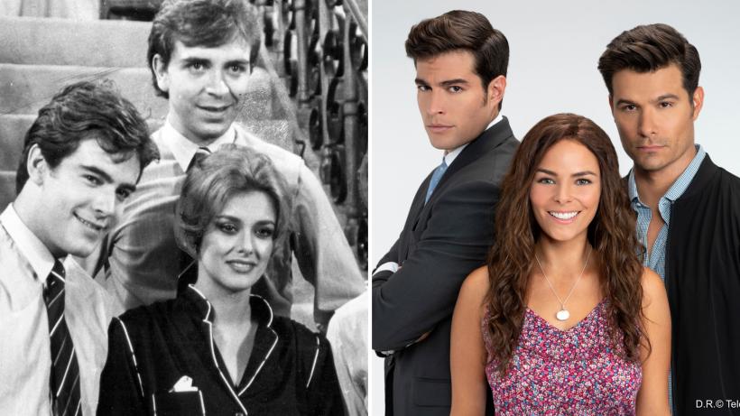 ¿Cuál es la relación de 'Viviana' con la telenovela 'Contigo Sí'?