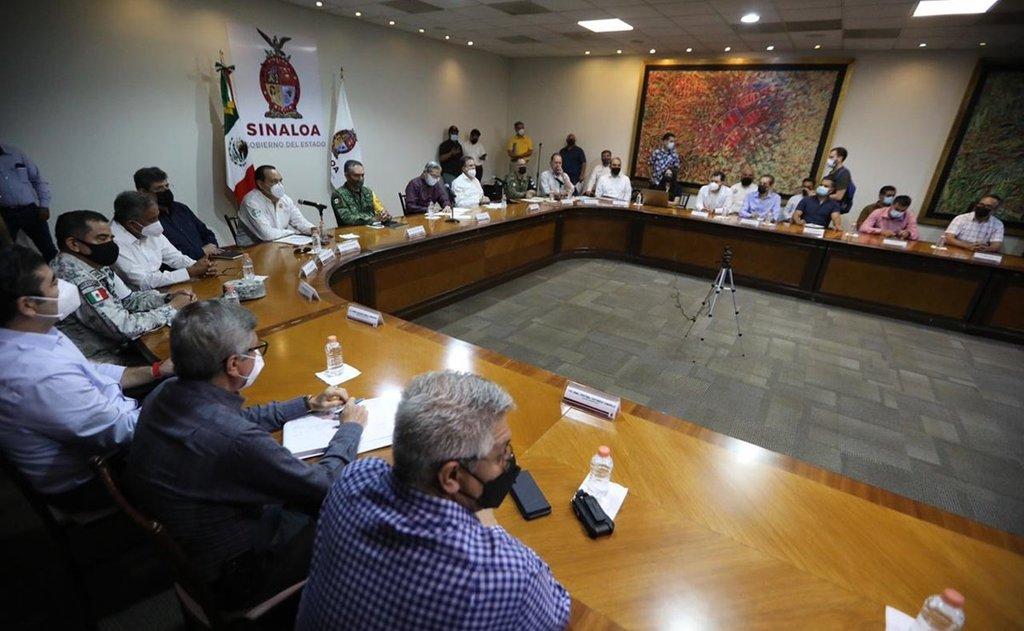 Sinaloa prepara 128 albergues ante tormenta tropical