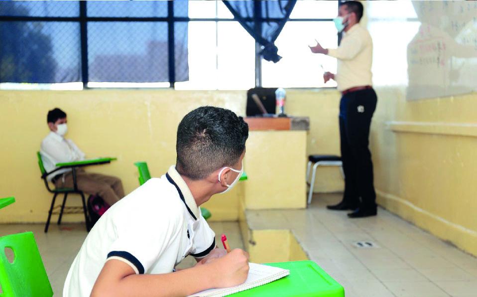 50 mil alumnos de la Región Centro en clases presenciales