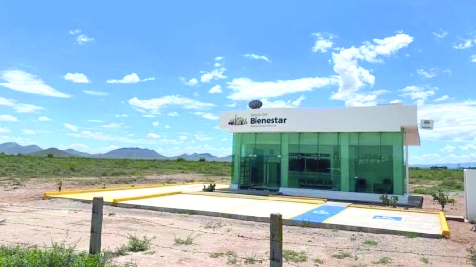 Banco del bienestar se instalará en pequeñas comunidades de la Región Centro