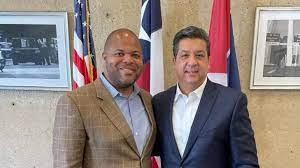 Cabeza de Vaca se reúne con el Mayor de Texas