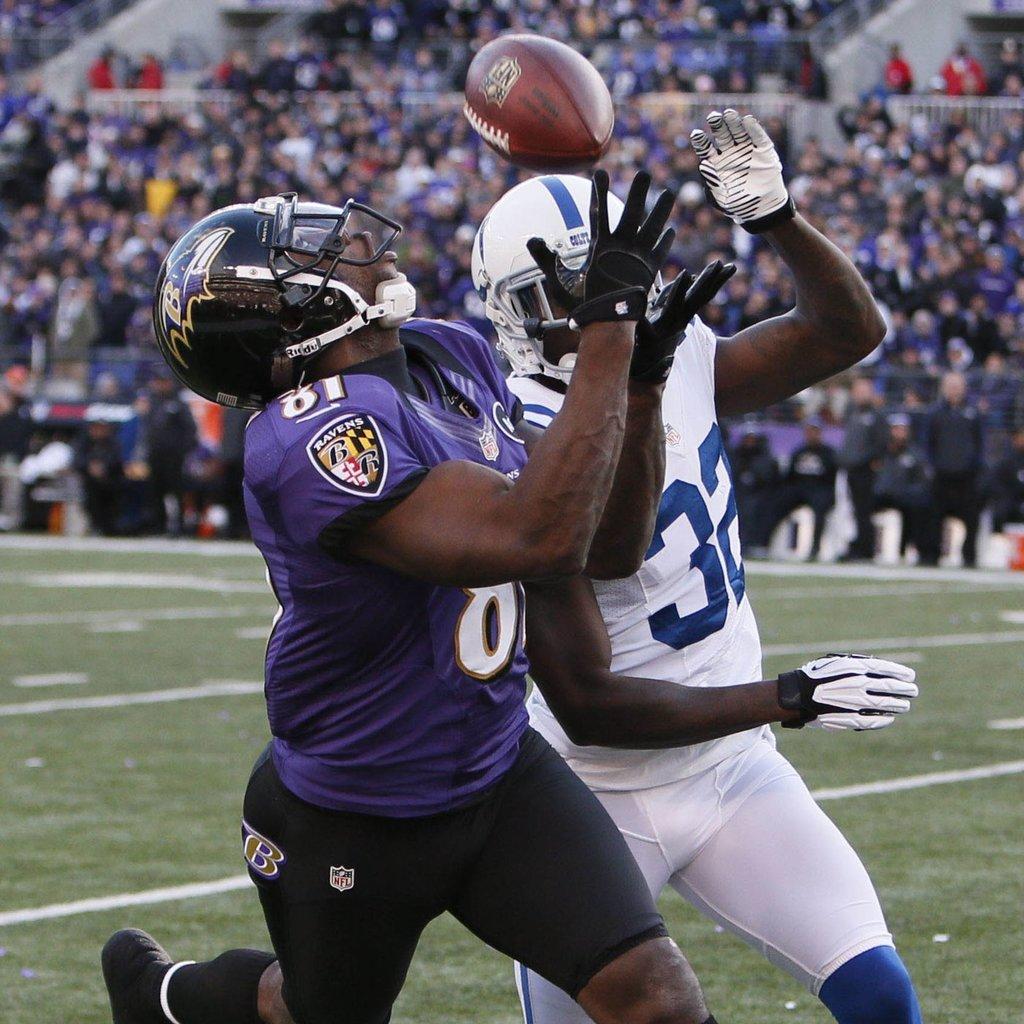 Ravens remonta y gana a Colts