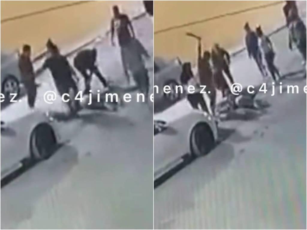 Matan a golpes y machetazos a hombre en Ecatepec
