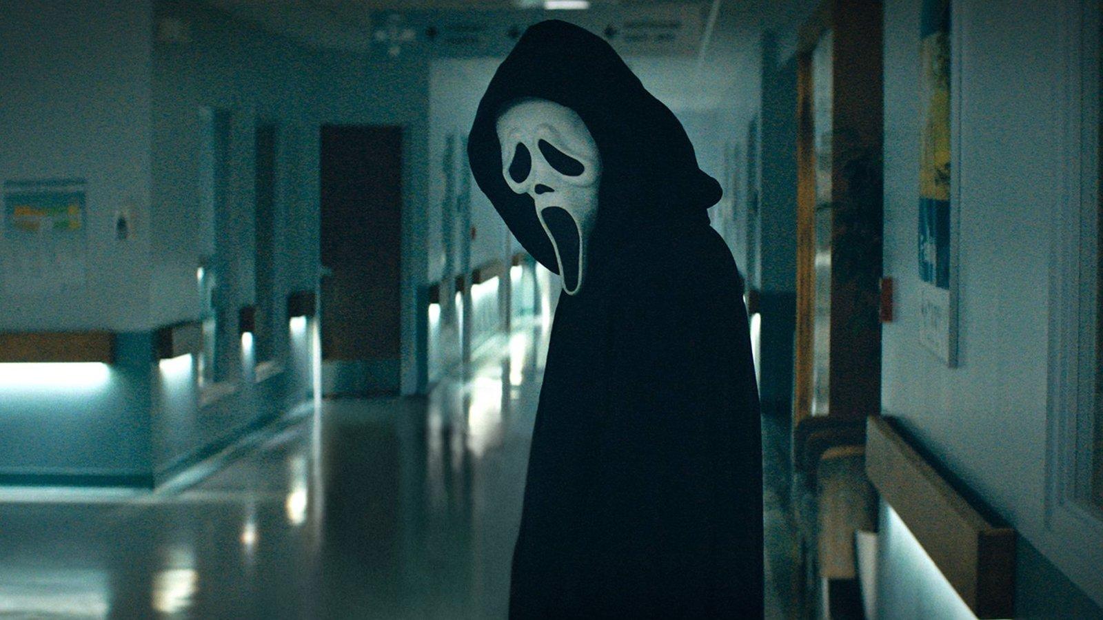 'Scream' revela póster y tráiler