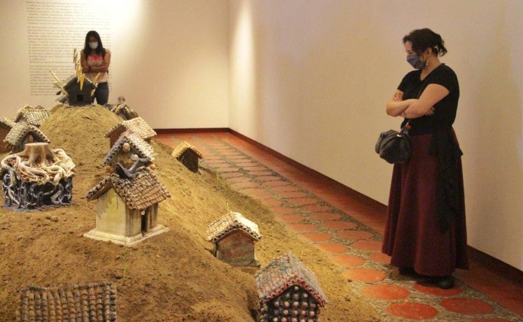 Casa de la Cultura Oaxaqueña abre las puertas de sus galerías
