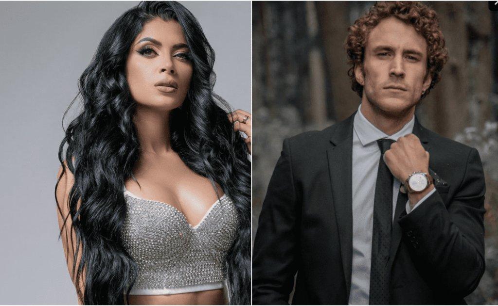 ¿Roberto Romano y Kimberly Flores sí tuvieron una aventura a escondidas?