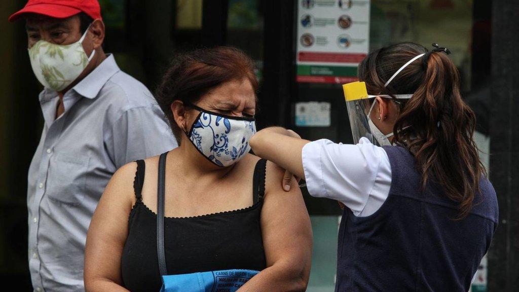COVID-19: 282 mil 773 las defunciones por coronavirus en México