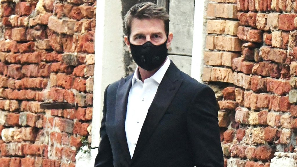 ¿Qué le pasó en la cara? Tom Cruise aparece con el rostro inflamado; luce irreconocible