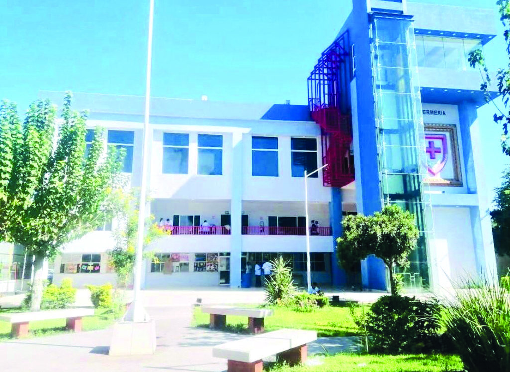 La Cruz Roja de Monclova suspende clases por contagio de alumna