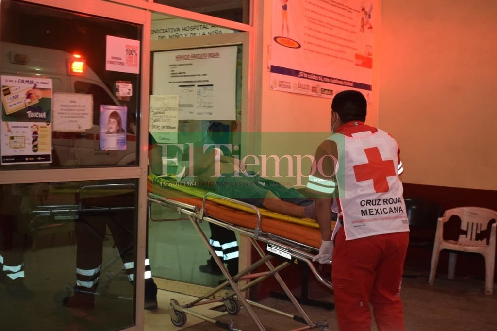 Asaltante de Monclova es golpeado por la víctima al defenderse