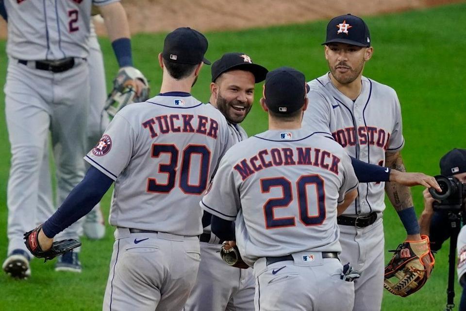 Altuve y Astros disputarán otra Serie de Campeonato, es la quinta