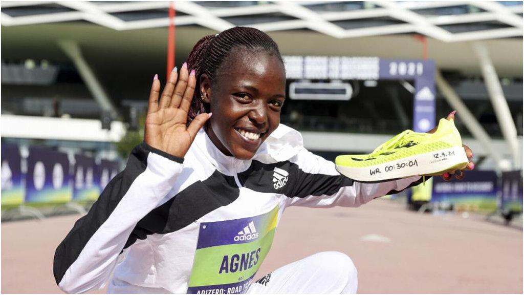 Encuentran muerta en su casa a la atleta keniana Agnes Jebet Tirop