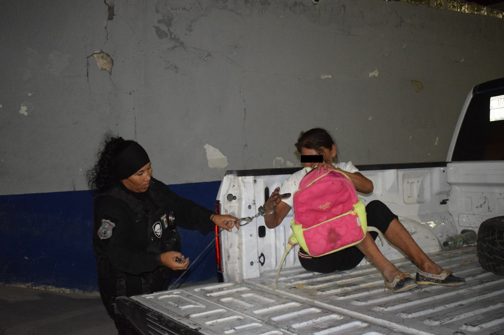 Mujer es remitida a las celdasde Monclova