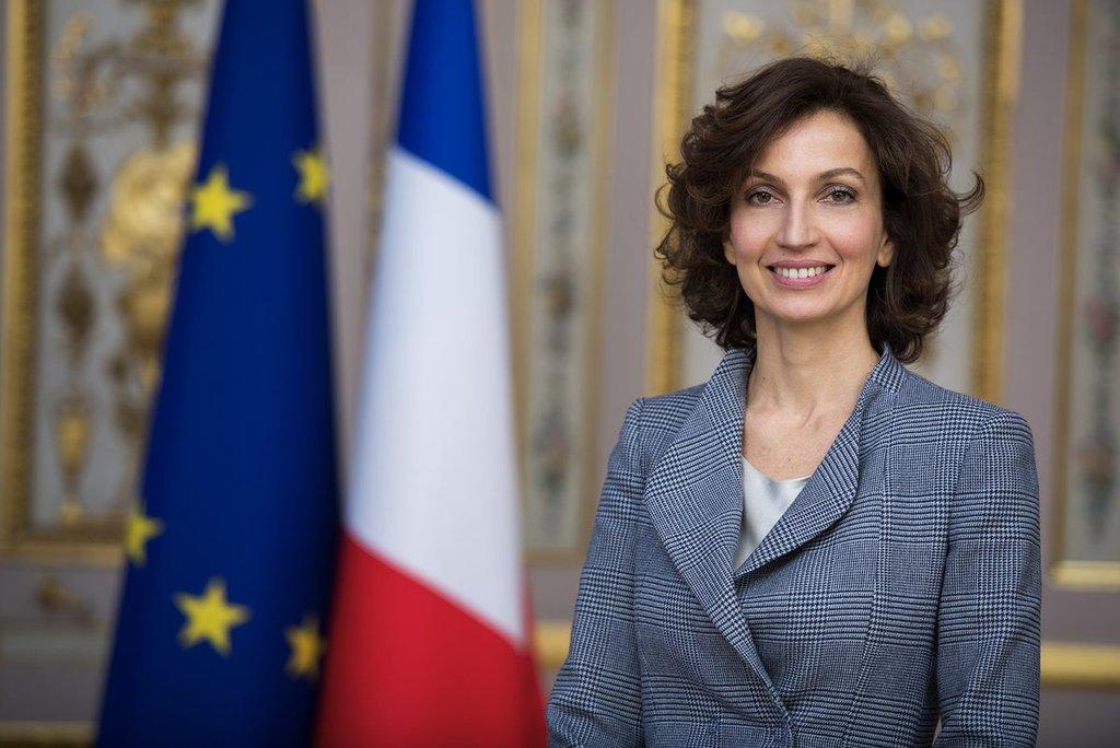La francesa Audrey Azoulay seguirá como directora de la Unesco hasta 2025