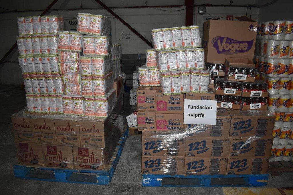 Cáritas Región Siderúrgica llama a la sociedad unirse a la colecta anual de alimentos