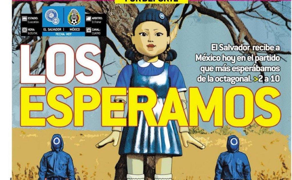 Medios de El Salvador incitan a la violencia contra el Tri