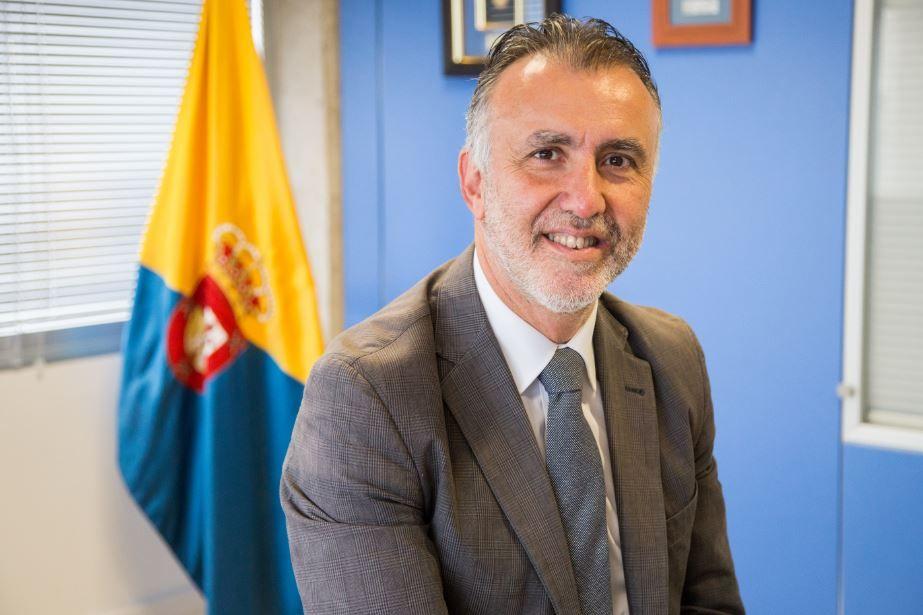 Canarias pide a la UE 'máxima comprensión' y apoyo urgente para La Palma