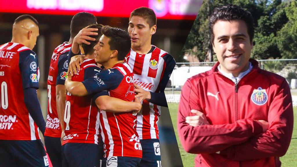 Jugadores de Chivas respaldan continuidad de Marcelo Michel Leaño