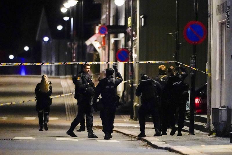 Ataque con flechas deja varios muertos en Noruega