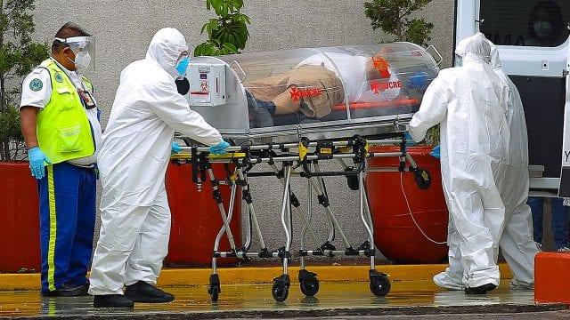 COVID-19: 283 mil 193 las defunciones por coronavirus en México