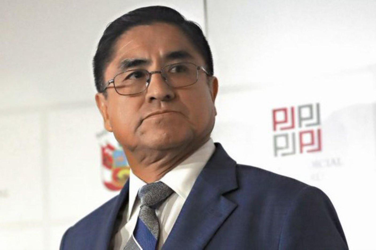 Justicia de Perú pedirá a España que amplíe extradición de exjuez Hinostroza