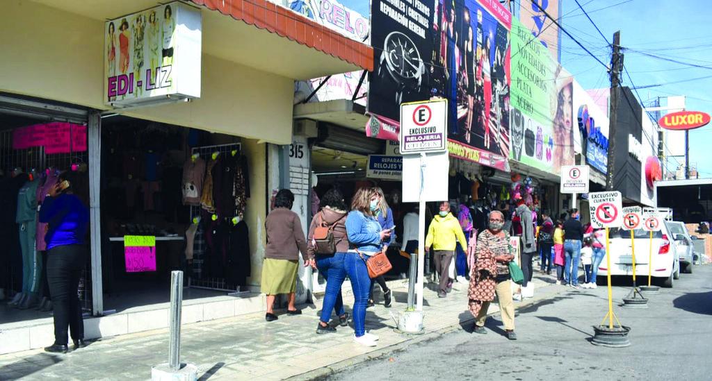 Ciudadanos de Monclova compran a plan de separado