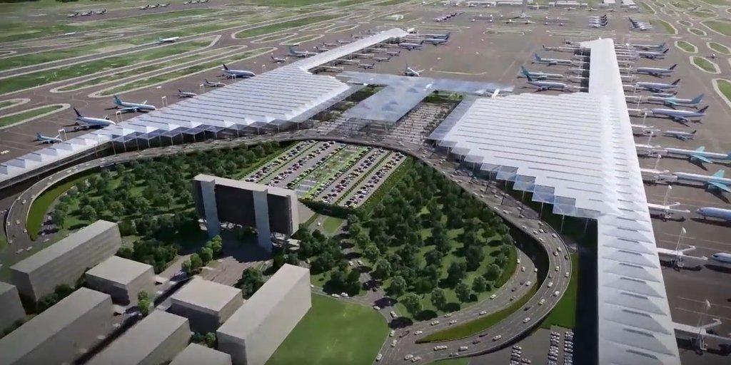 Aeropuerto 'Felipe Ángeles' asegura el desarrollo del Edomex: Rafael Díaz Leal Barrueta