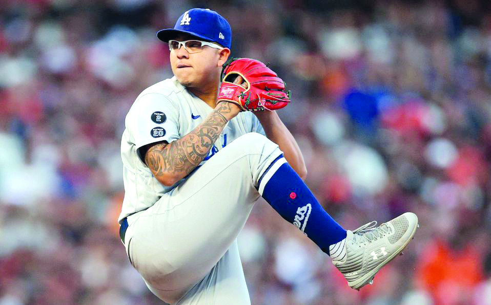 Mookie Betts confía en Julio Urías para salvar a Dodgers