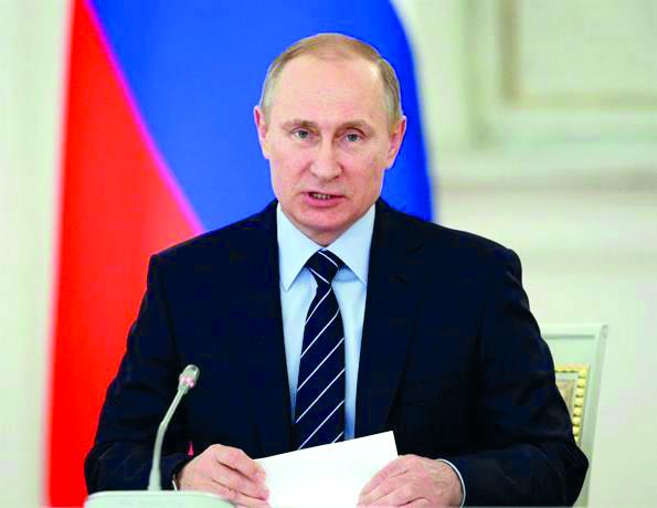 Vladimir Putin sostiene que Rusia no utiliza la energía como un arma GEOPOLÍTICA
