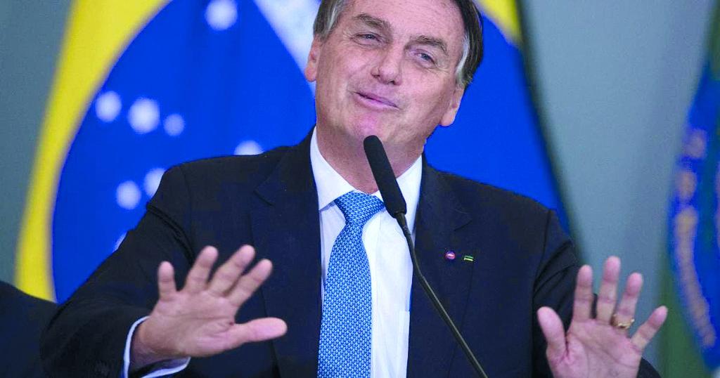 El presidente de brasil Bolsonaro se ampara en 'nuevos estudios' para rechazar ser vacunado