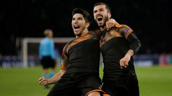 Valencia, una de las mejores canteras del futbol de Europa