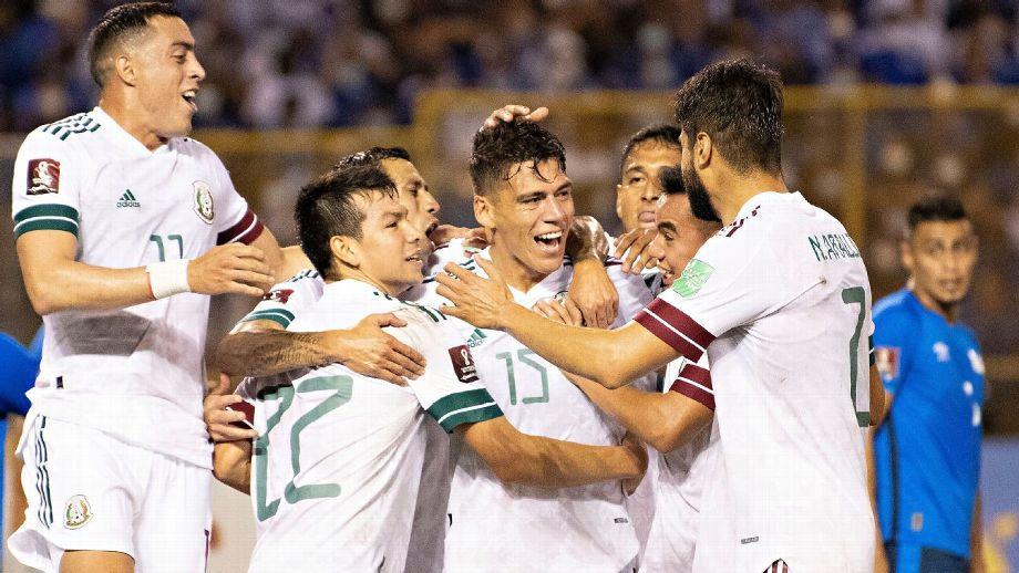 Posiciones del Octagonal de Concacaf rumbo a Catar 2022 en la Jornada 6
