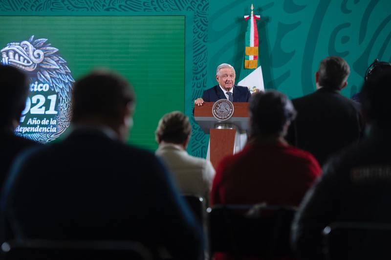 El presidente Andrés Manuel López descarta que México use las criptomonedas