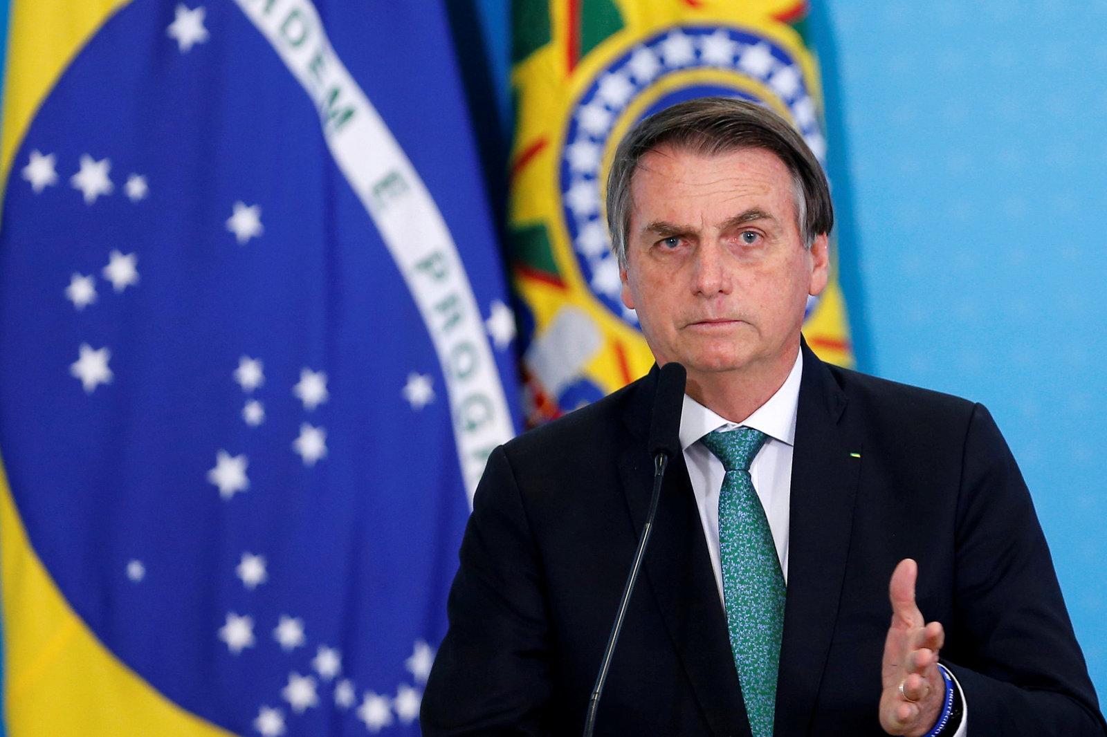 Bolsonaro autoriza entrada de militares de EU para entrenamiento conjunto