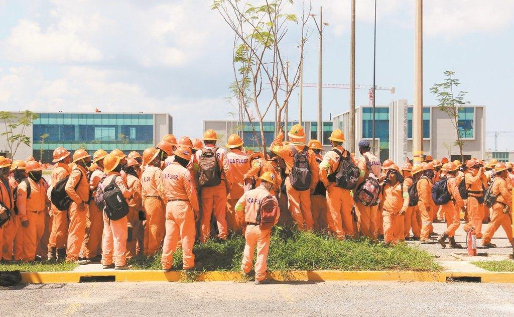 Se deslinda CATEM de conflicto laboral en Dos Bocas