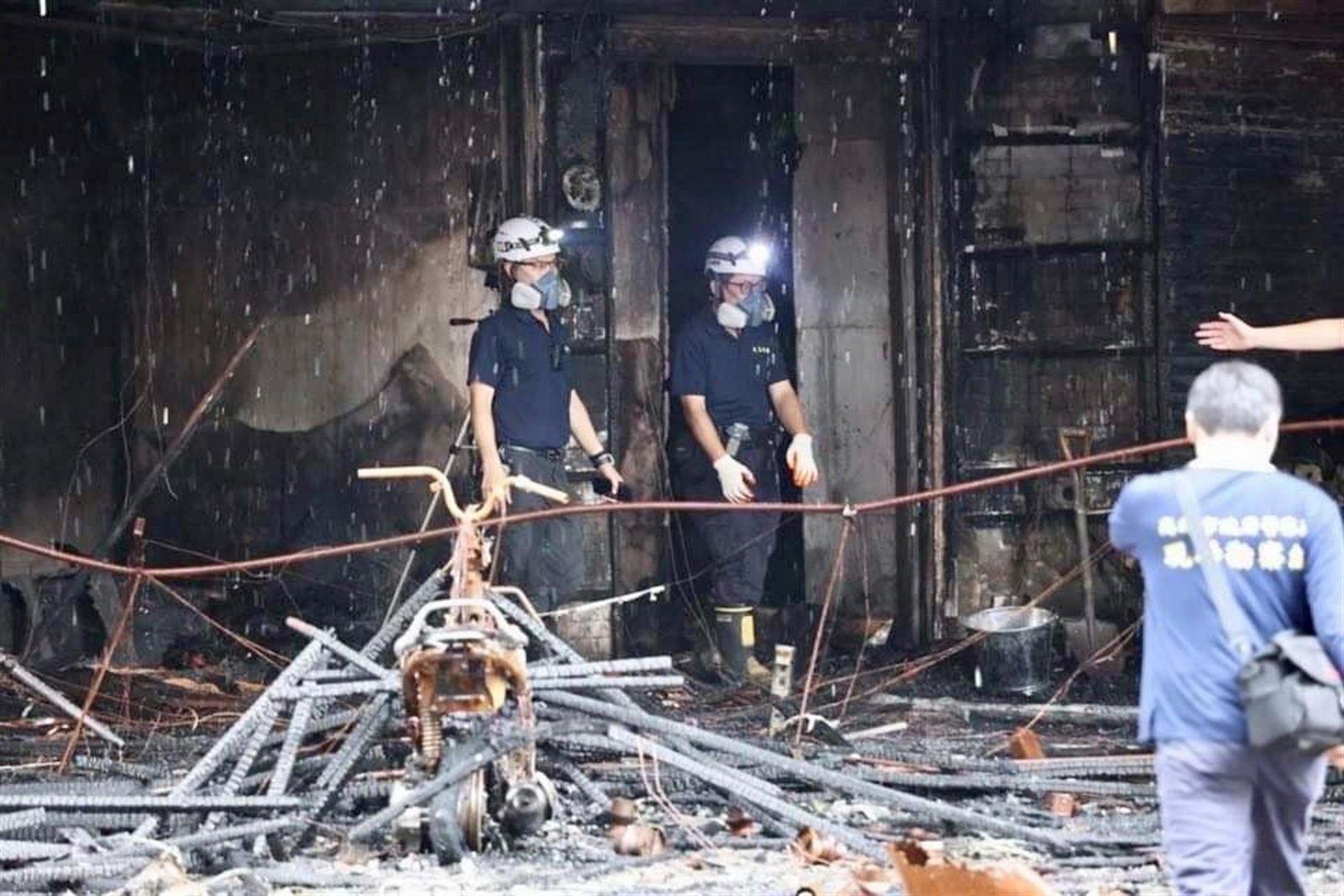 Nicaragua expresa condolencias a Taiwán por incendio que dejó 46 muertos
