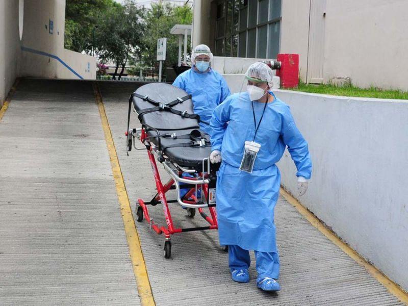 COVID-19: 283 mil 574 las defunciones por coronavirus en México