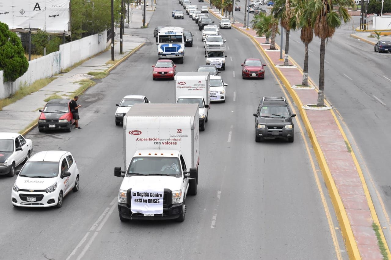 Protesta CANACAR contra AHMSA por adeudo de 450 mdp