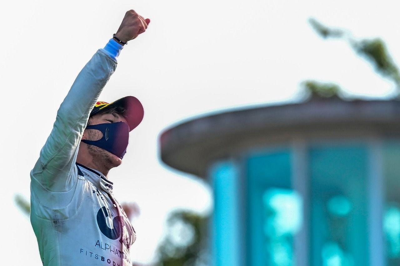 Gran Premio de Italia de Fórmula Uno
