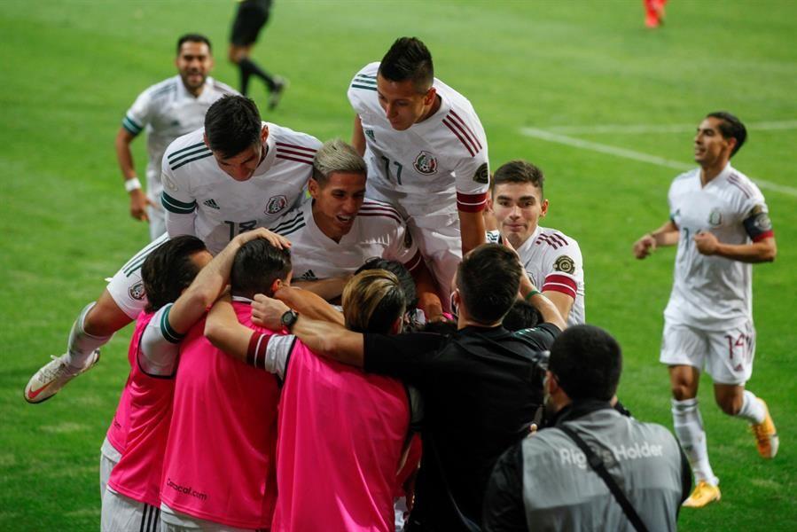 GALERÍA: México golea a Costa Rica en el Preolímpico