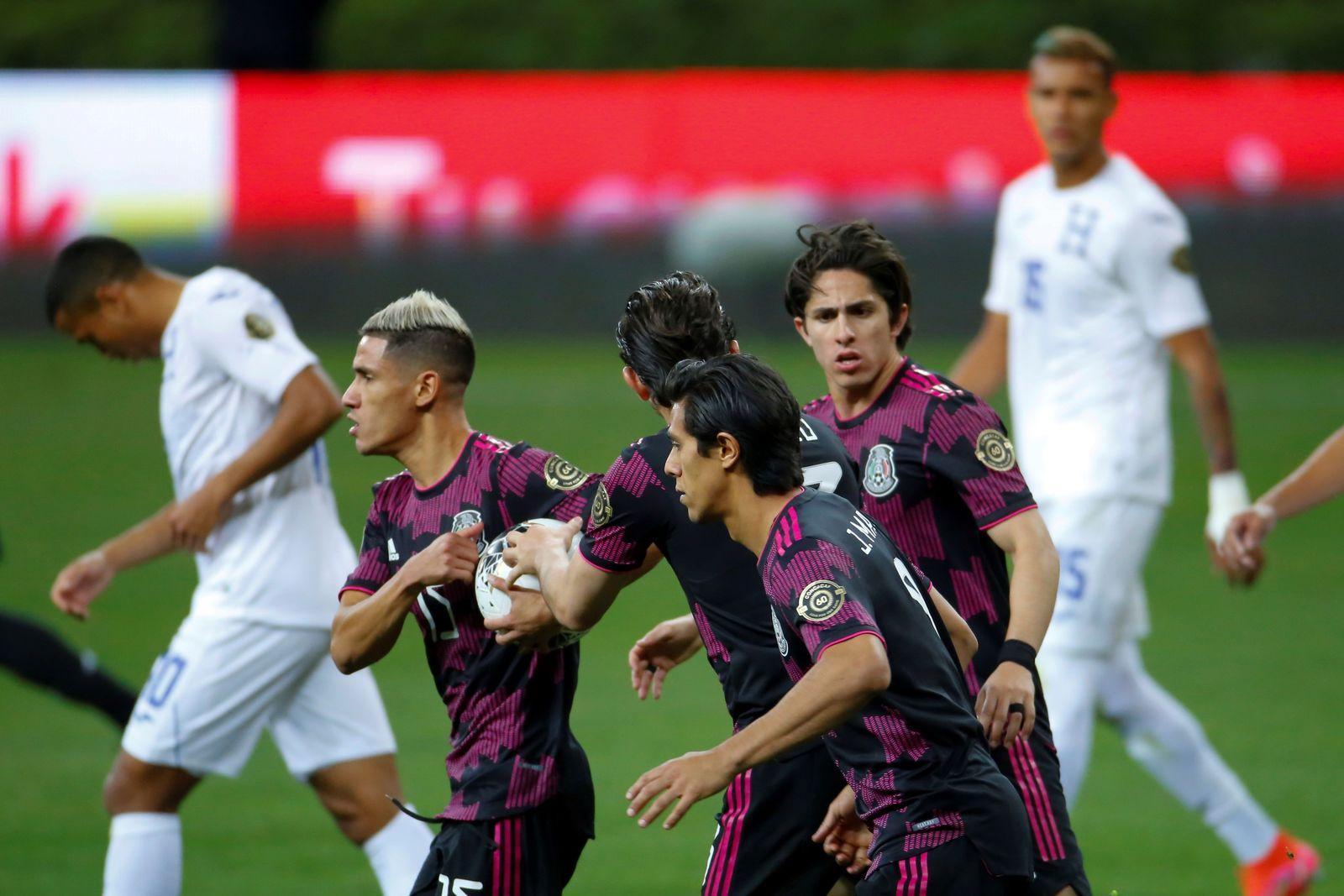 México se corona en Preolímpico de Concacaf