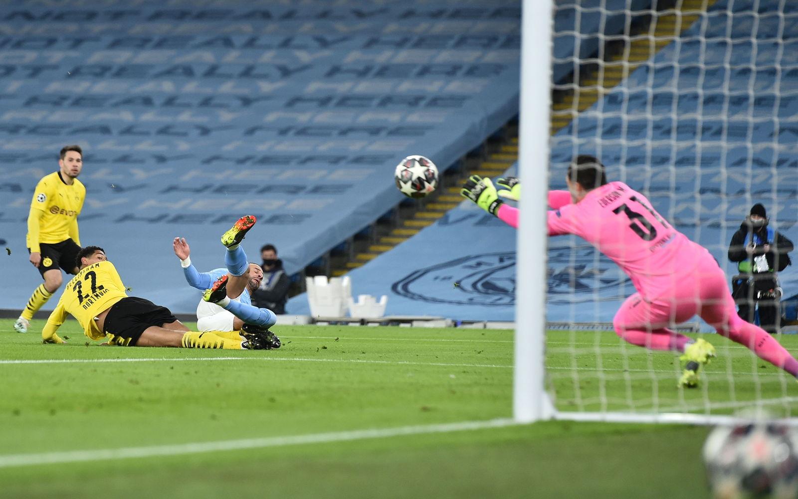 Real Madrid y Manchester City aventajan en cuartos de final de la Champions League