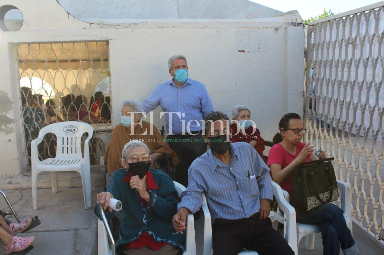 Vacunación en Frontera