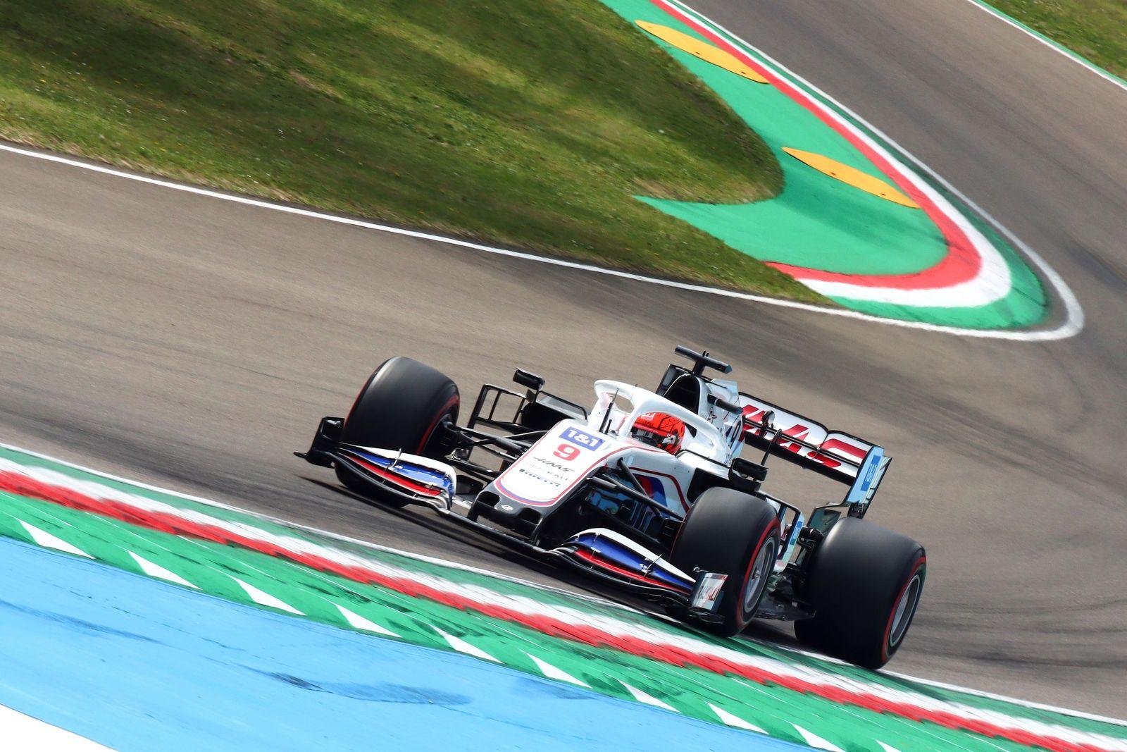 Gran Premio de Formula 1 de la Emilia Romaña