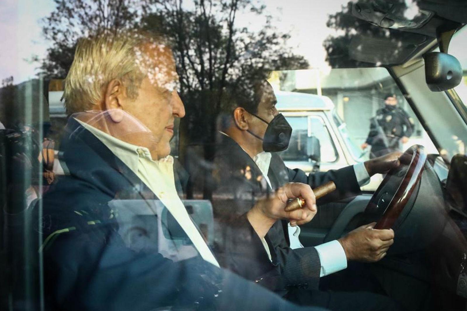 Alonso Ancira es liberado tras acuerdo reparatorio con Pemex