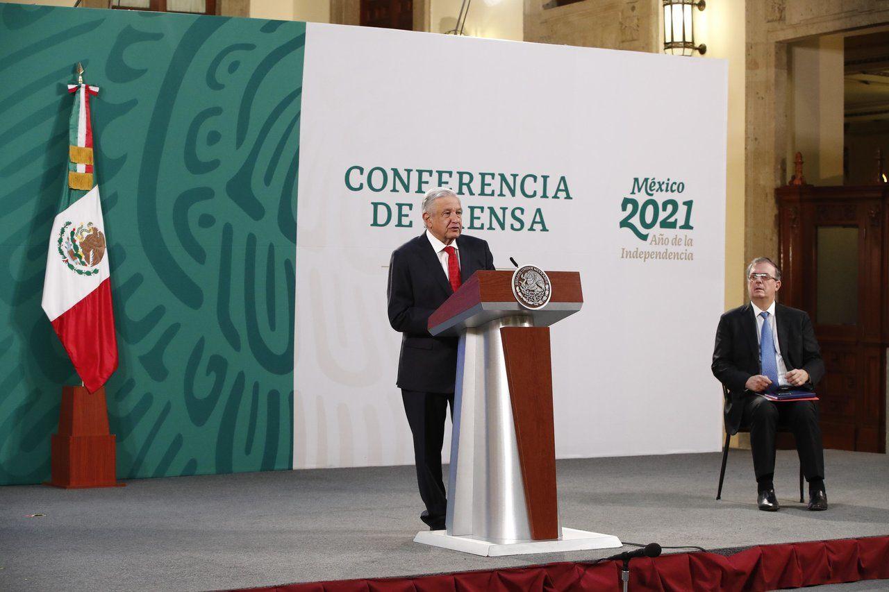 Participación de AMLO en la Cumbre de Líderes sobre el Clima